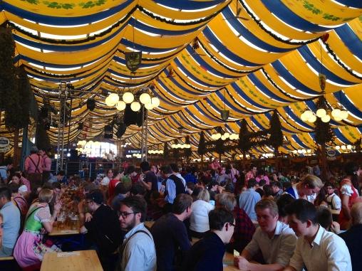 Bier Tent